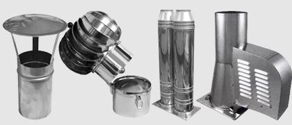 Poradna - Komínové stříšky, nástavce, hlavice a ventilátory